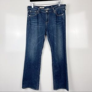 AG Jeans The Angelina Petite Bootcut Jeans Sz 31R